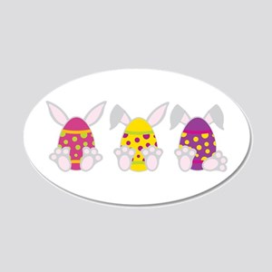 Hoppy Easter Wall Decal