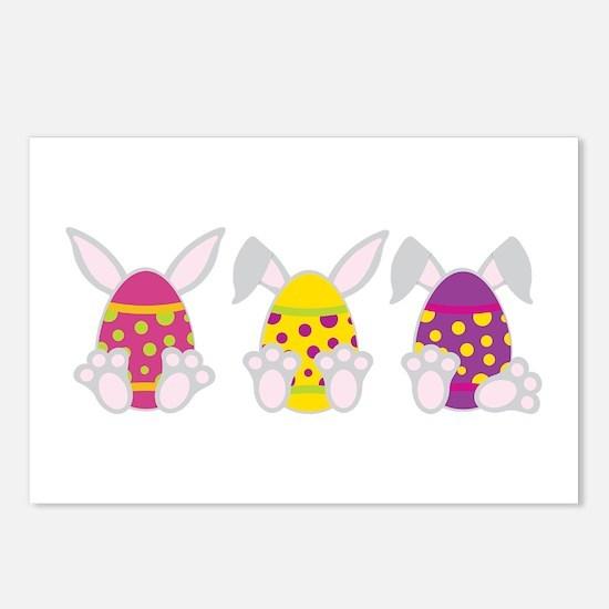 Hoppy Easter Postcards (Package of 8)