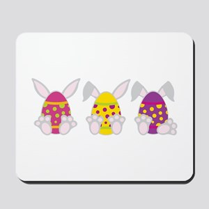 Hoppy Easter Mousepad