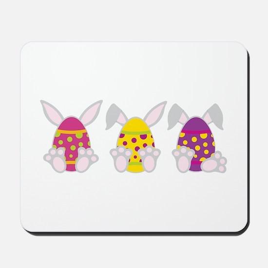 Hoppy Easter Mousepad