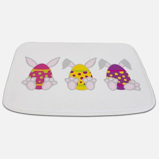 Hoppy Easter Bathmat