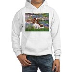 Lilies2 & Cavalier Hooded Sweatshirt