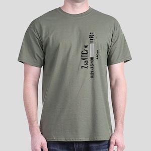 7.62x54R factory 188 spam can Dark T-Shirt