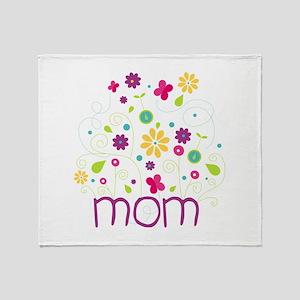 Mom Throw Blanket