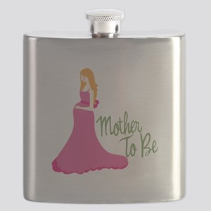 Mother To Be Flask