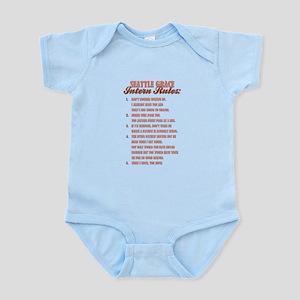 INTERN RULES Infant Bodysuit
