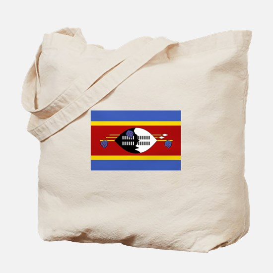 Swaziland Tote Bag
