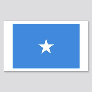 Somalia Rectangle Sticker