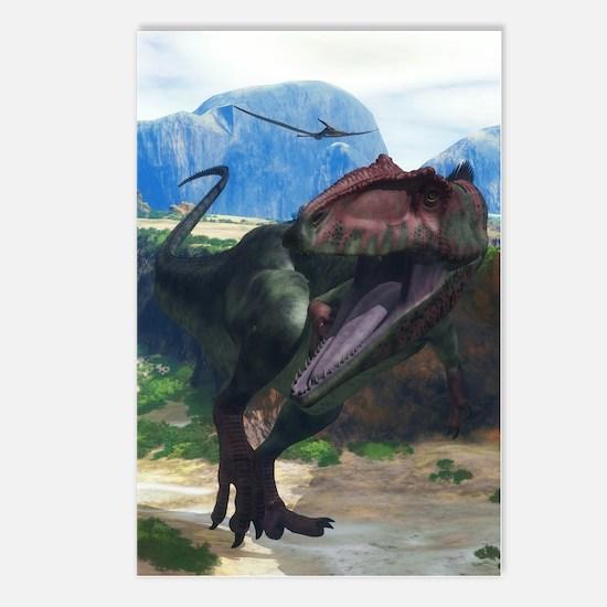 Giganotosaurus Postcards (Package of 8)
