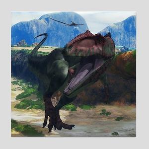 Giganotosaurus Tile Coaster