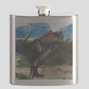 Giganotosaurus Flask