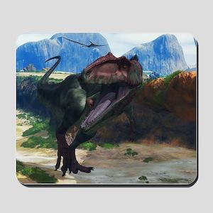 Giganotosaurus Mousepad
