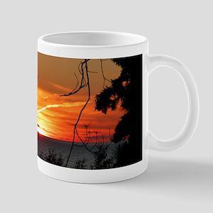 Lake Superior Sunset Mugs