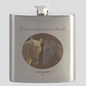 Horse Design by Chevalinite Flask