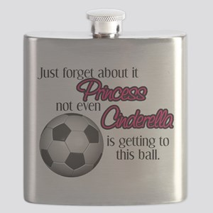 Princess can't get to the ball Flask