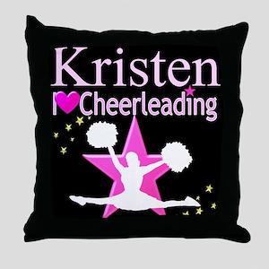 BEST CHEER Throw Pillow