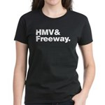 HMV Freeway Women's Dark T-Shirt