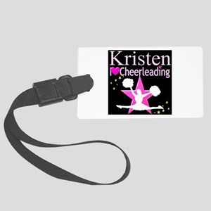 BEST CHEER Large Luggage Tag