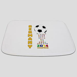 Germany World Champions 2014 Bathmat