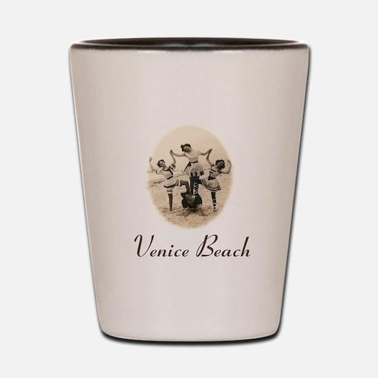 Venice Beach Shot Glass