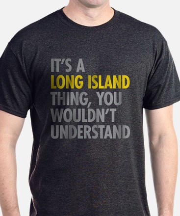 Long Island NY Thing T-Shirt