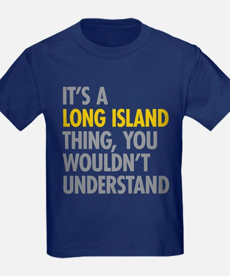 Long Island NY Thing T
