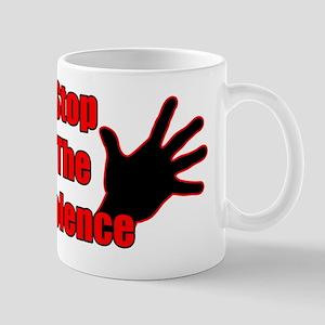 Stop the Violence 1-1 Mug