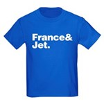 France Jet Kids Dark T-Shirt