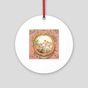 Ancient Victorian design in pastel tones Ornament