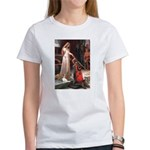 Princess & Cavalier Women's T-Shirt