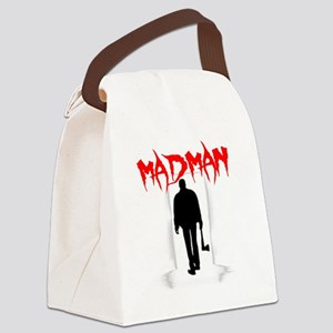 Madman Canvas Lunch Bag