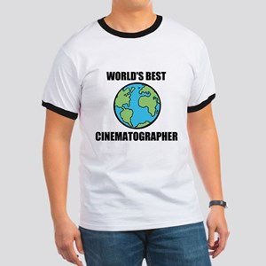 World's Best Cinematographer T-Shirt