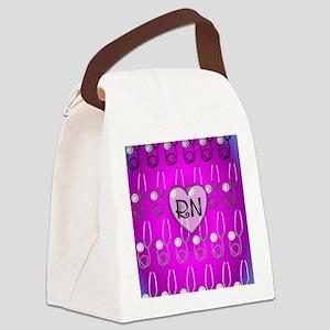 RN 3 Canvas Lunch Bag