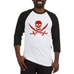 Pirates Red Baseball Jersey