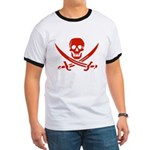 Pirates Red Ringer T