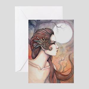 Spirit of Artemis Greek Goddess Fantasy Art Greeti