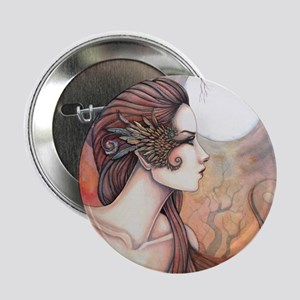 "Spirit of Artemis Greek Goddess Fantasy Art 2.25"""