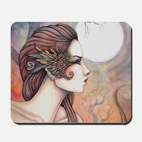 Spirit of Artemis Greek Goddess Fantasy Art Mousep