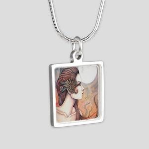 Spirit of Artemis Greek Goddess Fantasy Art Neckla