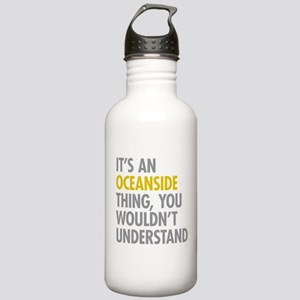 Its An Oceanside Thing Stainless Water Bottle 1.0L