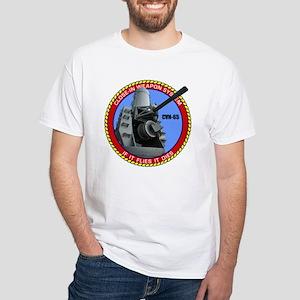 Phalanx Ciws Customizable White T-Shirt