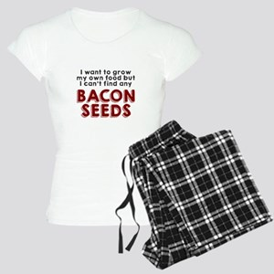 Bacon Seeds Pajamas