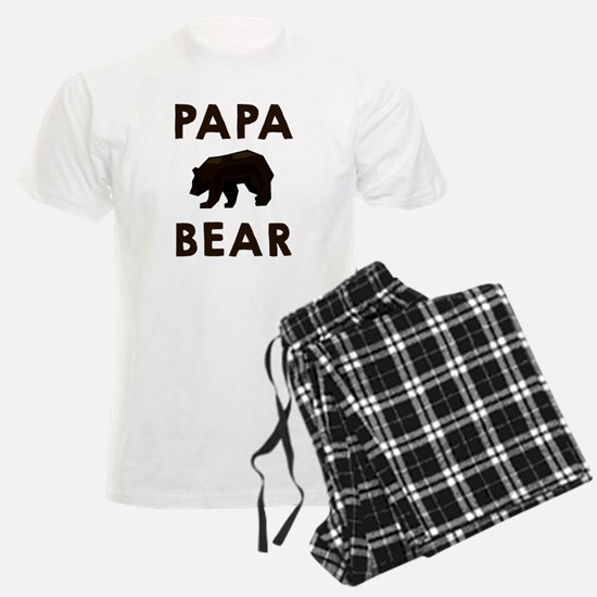 Papa Bear Pajamas