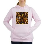 SteamCubism - Brass Women's Hooded Sweatshirt