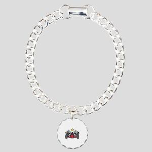 Formula One Racing Bracelet
