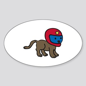 Copilot Dog Sticker
