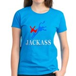 Democrat Jackass Women's Dark T-Shirt