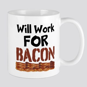 Will Work For Bacon Mugs