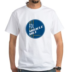 Official FdL Miracle Mile logo T-Shirt