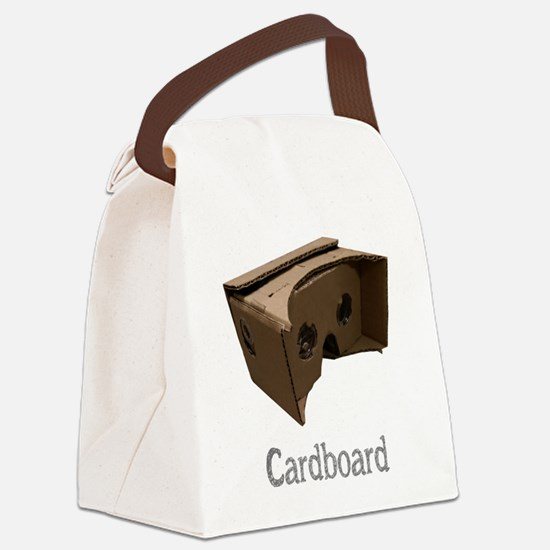 Funny Rift Canvas Lunch Bag